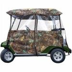 Classic Deluxe Camo Weather Proof Golf Cart Cover