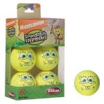 Wilson Golf Balls | SpongeBob SquarePants | Kids Golf 6 Set