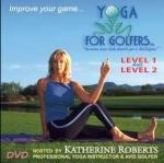 Yoga For Golfers DVD | Katherine Roberts Pro Golf Training Video