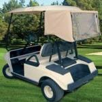 Fairway Golf Cart Cover | Weather Proof Rain Canopy | Classic Accessories