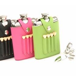 Toss Designs Flask