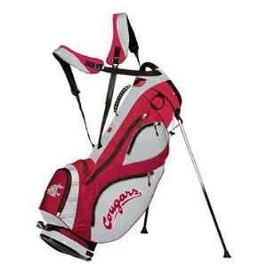 WSU Sun Mountain Golf Stand Bag