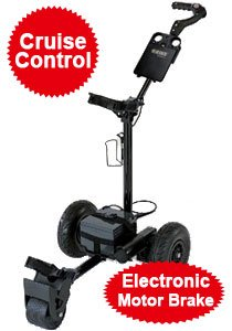 EZ-GO Electric Golf Caddy