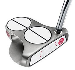 Odyssey 2 Ball Lined Putter
