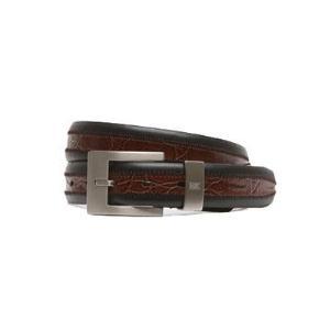 Nike Men's Croco Overlay Belt