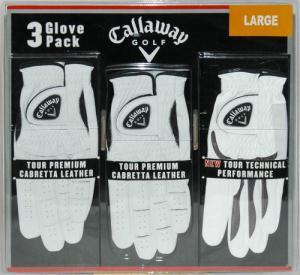 Callaway Golf Glove Set