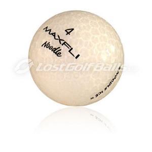 Maxfli Noodle Ice Golf Balls