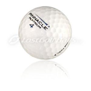 Pinnacle Platinum Feel Golf Balls