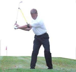 Perfect Release Swing Plane
