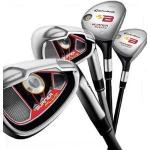 TaylorMade Burner Plus Iron Club Set | Large Clubface, High Swing Speed