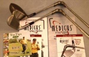 Medicus Golf Swing Training Set