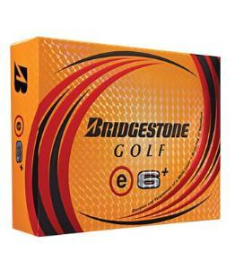 Bridgestone E6+ Golf Balls