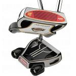 TaylorMade Itsy Bitsy Spider Rossa Monza Putter w/ Alignment Aid | Stainless Steel Adjustable