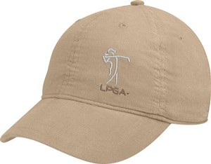Women's LPGA Golf Hat, Baseball Cap