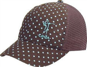 Women's LPGA Golf Hat, Adjustable