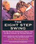 Jim McLean Golf Training Book | Eight Step Top Selling Swing System