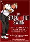 Golf Swing Training by Michael Bennett, Andy Plummer | Stack & Tilt Book, Hardcover