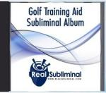 Subliminal Messaging Golf Hypnosis CD | Swing Training Aid