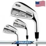 Titleist Iron Golf Club, Cavity Back AP-2 | Project X Shafts Stiff