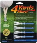 ProActive Golf Tees, Flexible Pronged | Long Distance, More Yards
