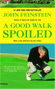 A Good Walk Spoiled -- Paperback