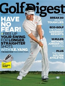 Golf Digest 1 Year Magazine