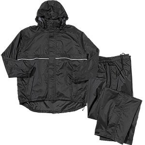 Weather Company Nylon Rain Suit