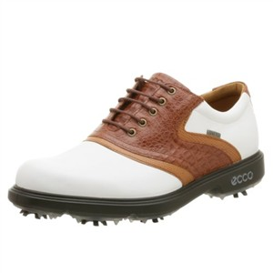 ECCO Men's Golf Saddle Shoes
