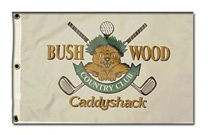 Golf Pin Flag from Caddyshack Movie