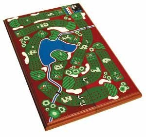 Golf Cribbage Set by Tee Time
