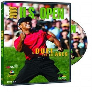 2008 US Open DVD