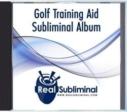 Subliminal Messaging Golf Hypnosis CD