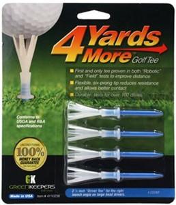 ProActive Golf Tees, Flexible Pronged