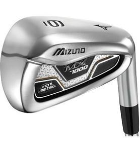 Mizuno Iron Set, MX 1000 4-GW