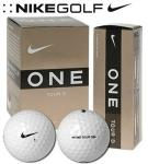 Nike One Golf Balls, Tour D Urethane | Long Distance, Low Spin