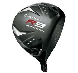TaylorMade Mens Driver Golf Club w/ FCT