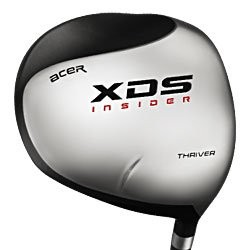 Acer Mens Golf Driver Club XDS