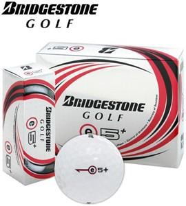 Bridgestone E5+ Golf Balls w/ Urethane