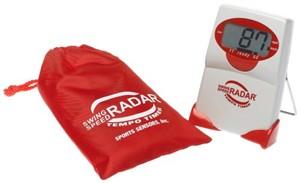Golf Swing Speed Radar Detector by
