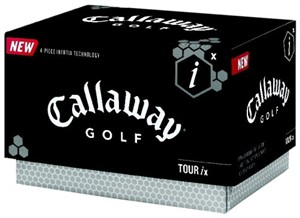Callaway iX Golf Balls on PGA Tour,