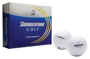Bridgestone Tour Golf Balls B330-S,
