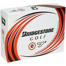 Bridgestone Distance Golf Balls e7+