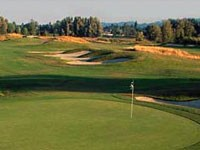 Heron Lakes Greenback Golf in Portland,