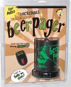 Golfer Beer Pager & Beverage Chiller