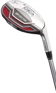 Adams Golf Iron Senior Set A3OS