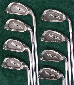 Ping Zing Iron Golf Club Set, Mens
