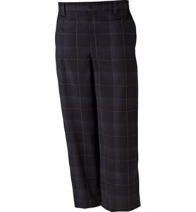 Men's Plaid Golf Pants by Snake Eyes