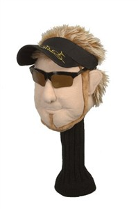Ian Poulter Golf Club Head Cover,