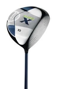 Callaway Lady Golf Hyper X Driver 09
