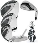 Callaway Womens Solaire Club Set of 9 | Ladies Complete Beginner Golf Clubs